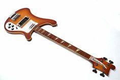 Fernandes RB Brownburst Bass