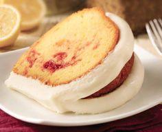 Nothing Bundt Cakes White Chocolate Raspberry Bundt Cake Recipe from Jana Campbell