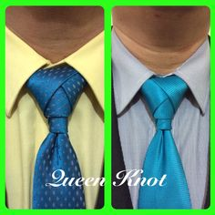 Queen Knot created by Noel Junio.