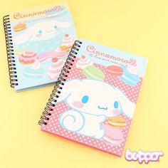 Buy Cinnamoroll Desserts Hardcover Coil Notebook - Medium | Free Shipping…