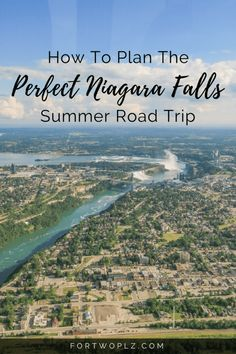 Planning a road trip to Niagara Falls for your next vacation? This 5-day itinerary highlights the best things to see and do in Toronto, Hamilton & Niagara!