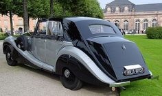 1931 re-bodied Limousine by Van den Plas (chassis 161GY)
