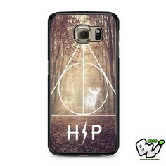 Harry Potter Hipster Expecto Patronum Samsung Galaxy S7 Case