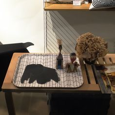 H.L.D. Winter 2015 window | Vitra Home Complements | Fukuoka, Japan