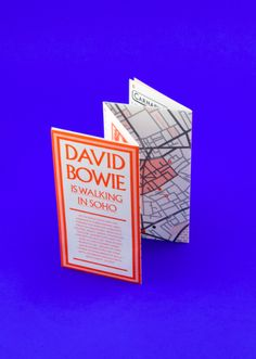V&A: David Bowie Is Exhibition Graphics - Jonathan Barnbrook