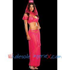 Wholesale Sexy Genie Costume CGD558 [CGD558] - $11.70 : WholesaleLingerieX