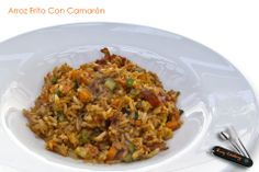 Easy Cooking, Fried Rice, Fries, Ethnic Recipes, Food, Shrimp Fried Rice, Recipes With Rice, Dishes, Pumpkins