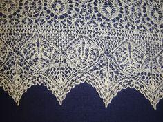Stunning Shetland lace