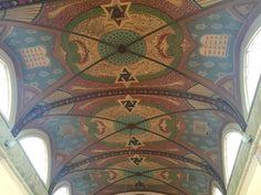 Primera sinagoga cdmx