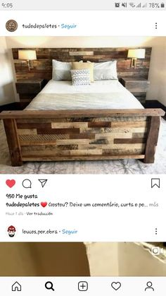 Bed, Furniture, Home Decor, Decorations, Home, Decoration Home, Stream Bed, Room Decor, Home Furnishings