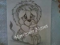 Leão bebê