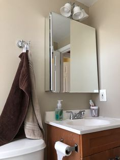 Home Projects, Mirror, Bathroom, Frame, Furniture, Home Decor, Washroom, Picture Frame, Decoration Home