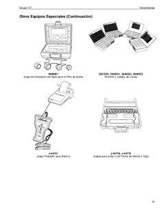 Localização dos sensores do Sistema de Controle do Motor 1