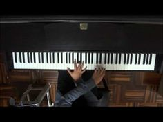Queen - Bohemian Rhapsody (piano cover as played by Freddie Mercury) - YouTube