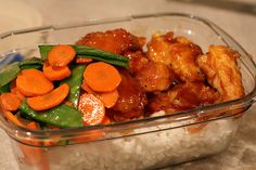 Share Tweet + 1 Mail I was ridiculously excited when I came across this recipe for homemade sweet and sour chicken. You guys, it ...