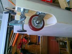 "Photo: Albion LF Series Floor Lock, For 11 Series 7-1/2"" Wheel Caster"