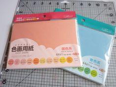 105.100均色画用紙で簡単お花のバースデーカード | 簡単手作りカード Chocolate Card Factory