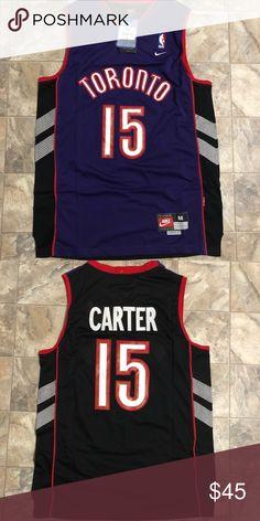 89be31e3aec Vince Carter Toronto Raptors NBA Jersey Vince Carter Retro Toronto Raptors NBA  jersey Men s Medium Nike Shirts Tank Tops
