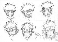 Naruto Evolutions