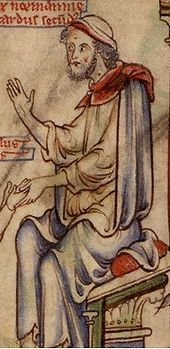 Richard II the Good Duke of Normandy, also called Richard of Falaise, married Judith de Bretagne. They were the parents of Robert the Duke of Normandy ... 29th GG parents