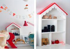 UKKONOOA: Lapsen huoneesta