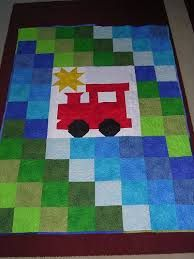 Image result for thomas the train quilt pattern