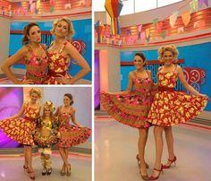 Os mais lindos modelos de Vestidos Caipiras para Festa Junina 2015: Inspire-se e escolha o seu vestido de festa junina preferido!