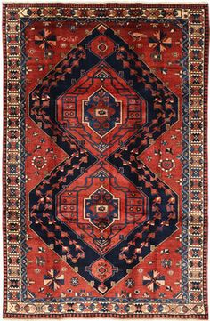 Bakhtiar-matto 205x320