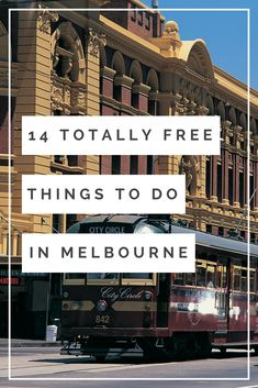 14 Totally Free Things To Do In Melbourne, Australia Melbourne Weather, Melbourne Travel, Visit Melbourne, Melbourne Australia, Travel Around The World, Around The Worlds, Travel Advice, Travel Guides, Victoria Australia