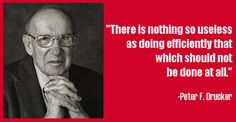 drucker quotes - Google Search