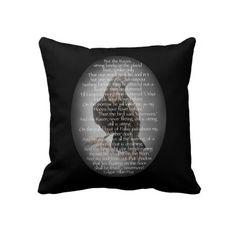 Edgar Allen Poe Raven Poem, Nevermore Quote