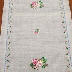Hand Sewing, Cross Stitch Patterns, Needlework, Embroidery, Instagram, Decor, Runners, Crossstitch, Craft