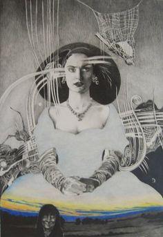Sonja Tines - DIE VORAHNUNG, 2001