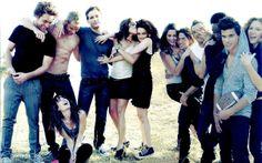 Vanity Fair - Twilight cast