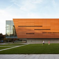 Lawrence Public Library Renovation and Expansion; Lawrence, Kansas, by Gould Evans winner of the 2016 AIA library awards