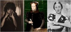 From the first Queen of England to the one and only Queen of Pinups, there are women who have inspiredkings to abdicate from the throne while othersplay