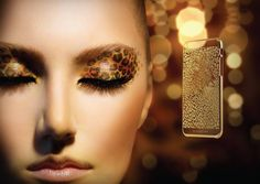 Gold Leopard for iPhone 6 and iPhone 6 Plus.  Get this amazing Phone case at http://CASZO.com/