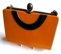 Art Deco Bakelite Bag