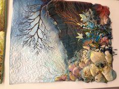 beautiful landscape quilt