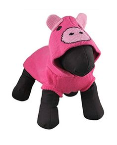 Dog Pig Hoodie #howloween