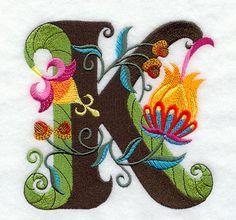 Jacobean alphabet designs to purchase.