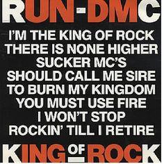King of Rock Rap Quotes, Lyric Quotes, Hip Hop Lyrics, Song Lyrics, Jam Master Jay, Krs One, Rock Videos, Run Dmc, Love N Hip Hop