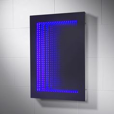 Search results for: 'product lunar-led-illuminated-colour-changing-bathroom-infinity-mirror' Infinity Spiegel, Infinity Mirror, Pebble Grey, Grey Bathrooms, Color Changing Led, Bathroom Accessories, Color Change, Colour, Retro