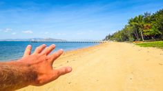 The Hand in Magnetic Island