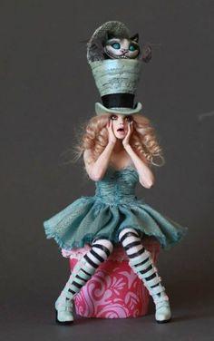 Alice Im Wunderland Der Verrückte Hutmacher Kostüm Selber Machen Idee Zu Karneval