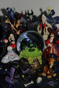 Disney Villans - Mixing Magic