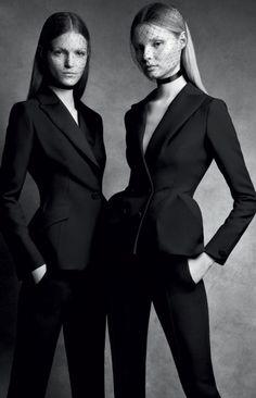 silverlininglookbook: B&W fashion blog