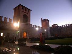 Castelvecchio, Verona (inside)