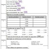 Banque exercices mathématiques cm1-cm2