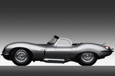 Ralph Lauren shares his favorite cars with Architectural Digest: 1957 Jaguar XKSS